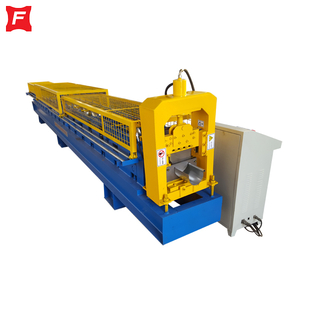 Round Gutter Roll Forming Machine