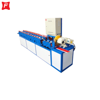 Flying Saw Cutting Roller Shutter Door Forming Machine