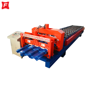 Steptile Roofing Forming Machine