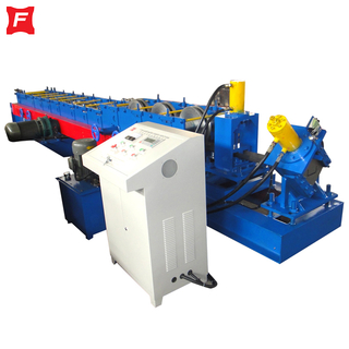 U Purlin Forming Machine