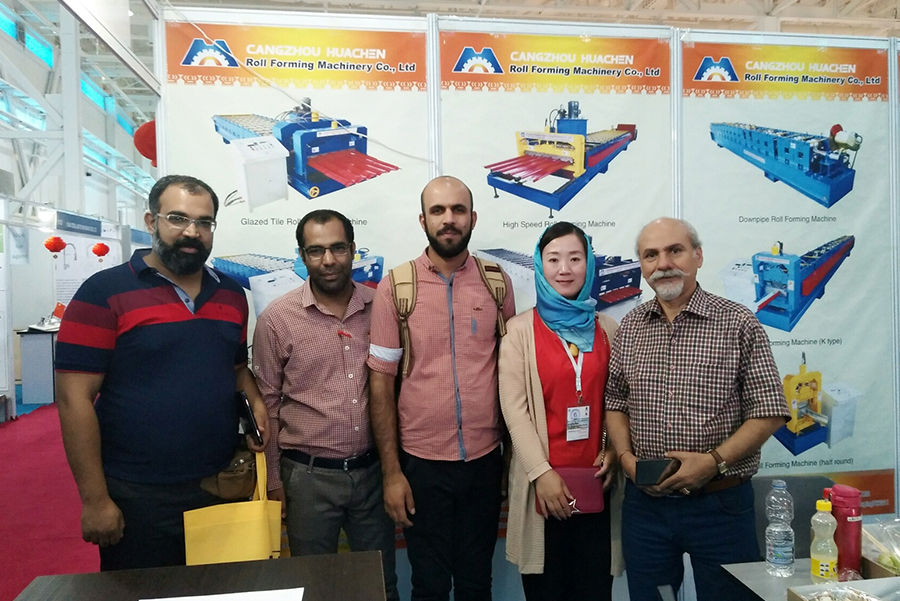 In 2019,   pariticipate Iran Building Material Exhibiton.