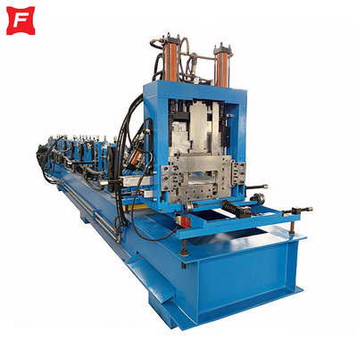 Automatic CZ profile Steel Forming Machine