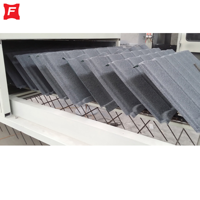 Stone Coated Roofing Sheet Production Line